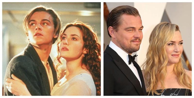 Как выглядят актеры фильма «…