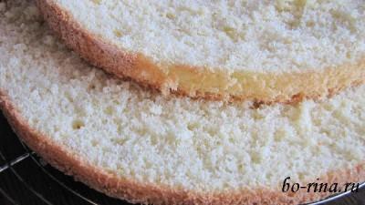 Красота.  Крем для бисквитного торта.