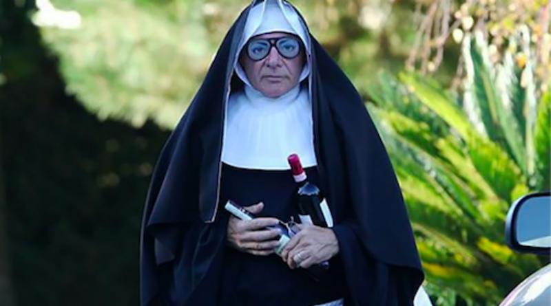 Гигантский стручок и пьяная монахиня: Харрисон Форд — король Хеллоуина