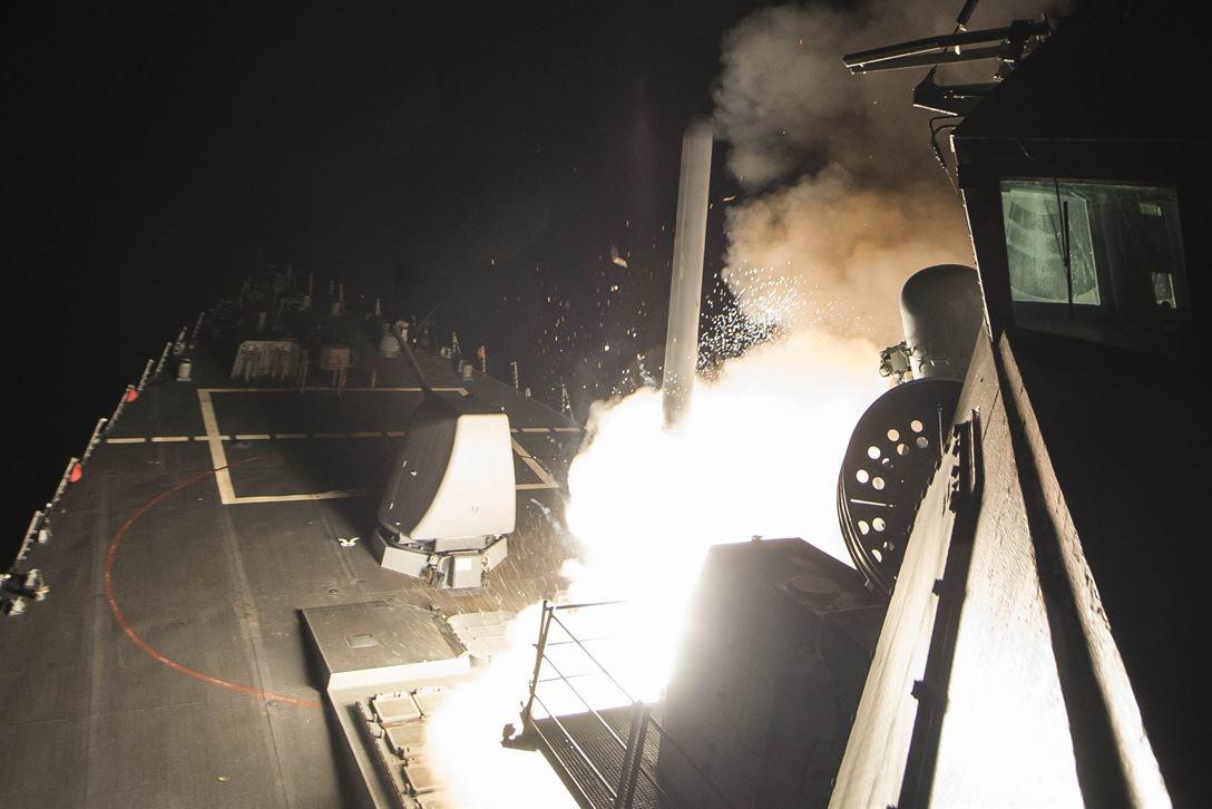 США нанесли удар по Сирии, террористы ИГИЛ перешли в наступление — СМИ