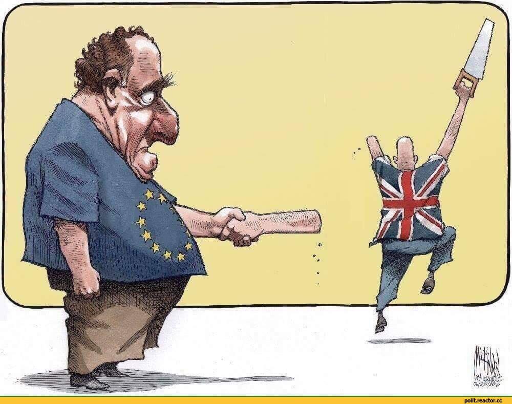 Одна у либералов осталась надежда - Европа.