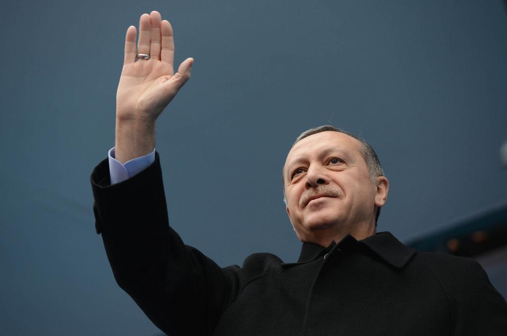Эрдоган убеждён, что Россия и Турция способны изменить ситуацию в Сирии