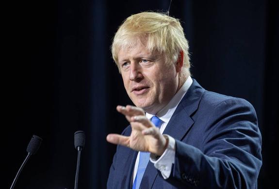Борис Джонсон заявил, что не намерен просить ЕС об отсрочке Brexit