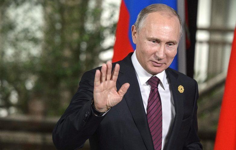Путин списал налоговые долги россиян