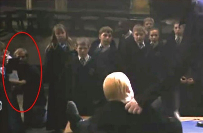 Гарри Поттер кино, киноляпы, фильмы