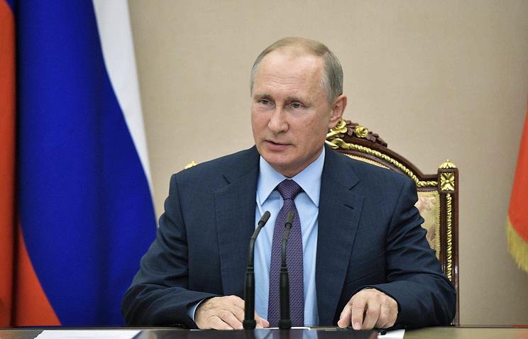 Путин изменил численность Вооруженных сил РФ