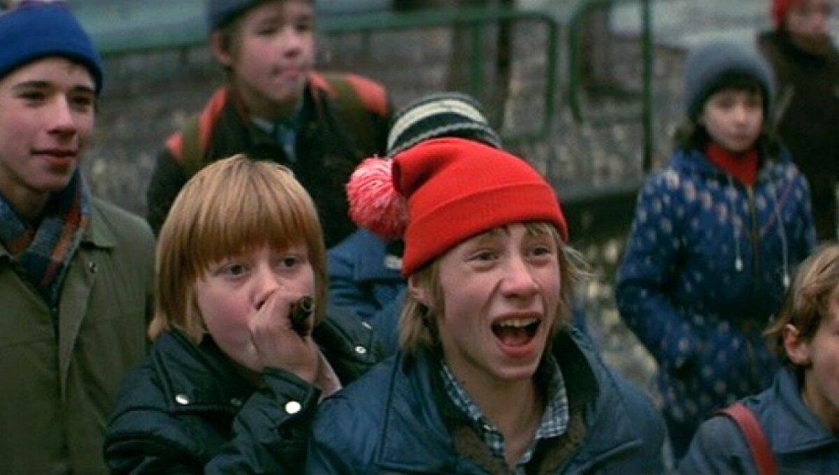 Кадр из фильма «Чучело»