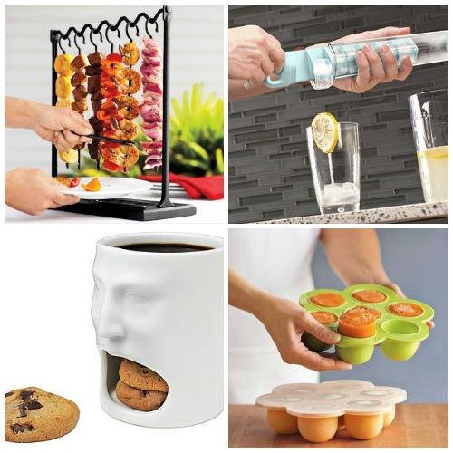 Креативные гаджеты для кухни фото