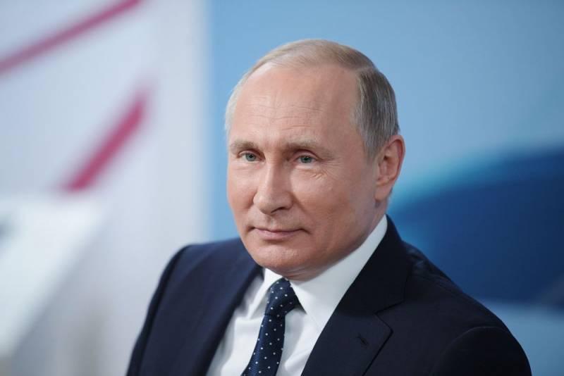 Путин: создание «Авангарда» соразмерно с запуском искусственного спутника Земли
