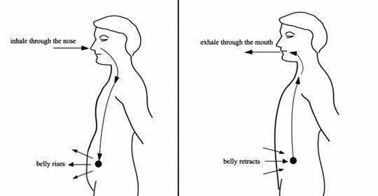 Ученые объясняют, что происходит с вашим организмом, когда вы контролируете дыхание каждый день