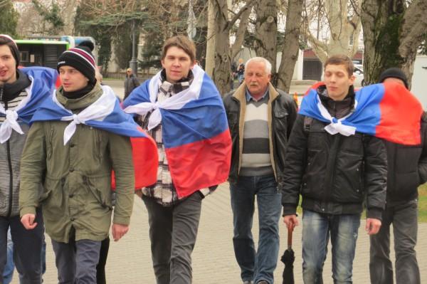 «Хрущёв был в подпитии, когда дарил Крым»