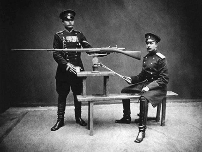 Ровесница германского «маузера» - российская винтовка 1891 года. Вопросы и ответы. (Глава вторая)