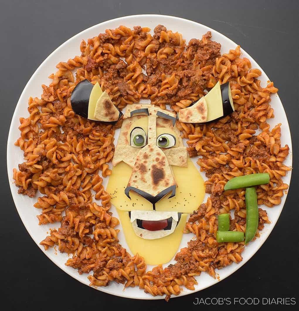 Креативная мама превращает детские блюда в персонажей мультфильмов, и их захочется съесть даже взрослым
