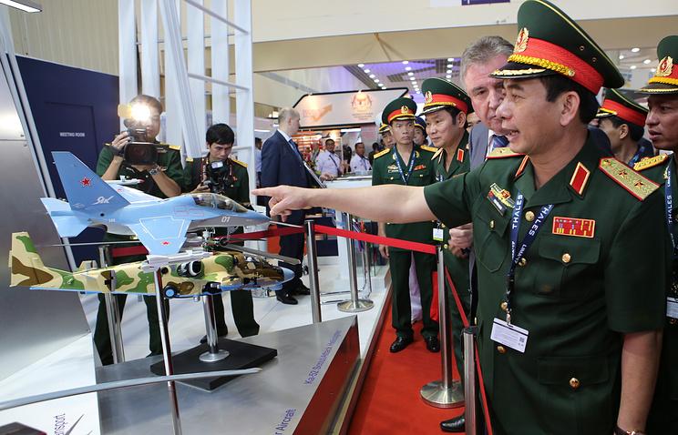 Ростех: экспорт российских вооружений в 2017 году будет значительно выше, чем в прошлом