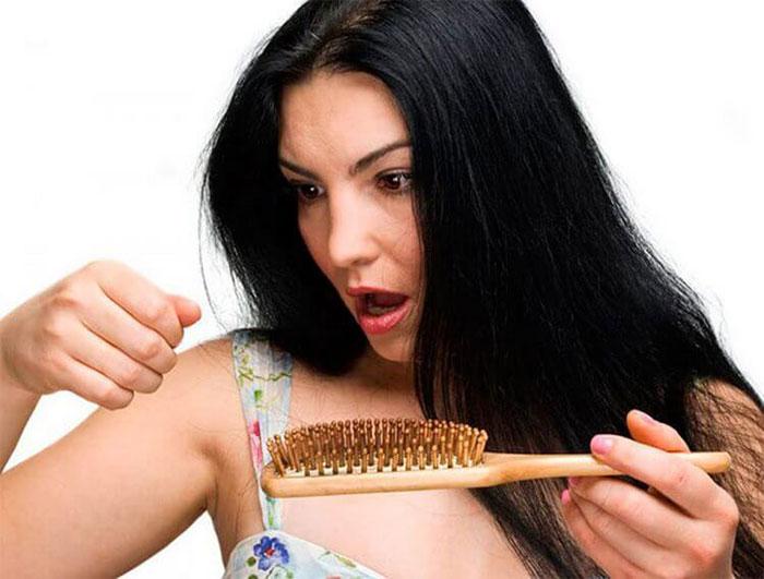 Выпадает волос в домашних условиях 258