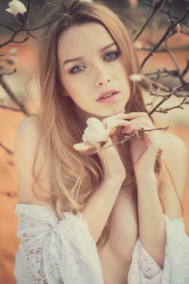 Девушки в красивой эротике