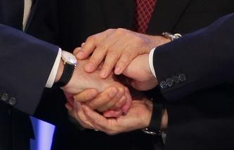 ТАСС: Россия, Белоруссия и Казахстан объединились в Евразийский экономический союз