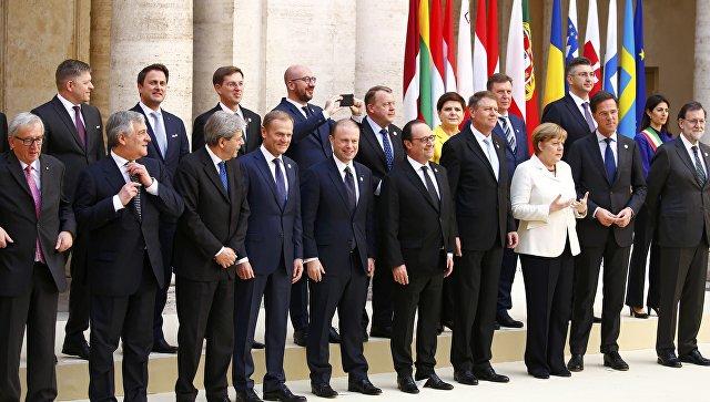 Евросоюз признал неисправимые ошибки. Андрей Резчиков