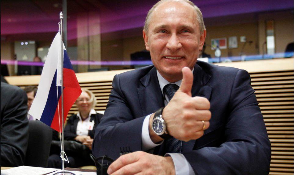 """""""Прокололись"""". Путин объяснил реакцию Запада на недопуск Навального к выборам"""