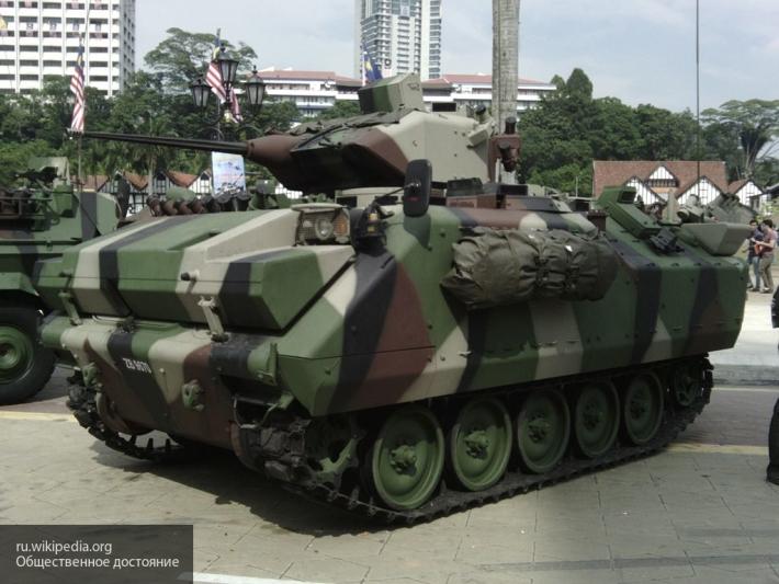 Битва за Хаму: турецкие БМП ACV-15 готовятся штурмовать войска Асада