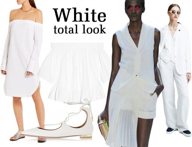 Что такое total look: звезды показывают, как носить наряды в одном цвете