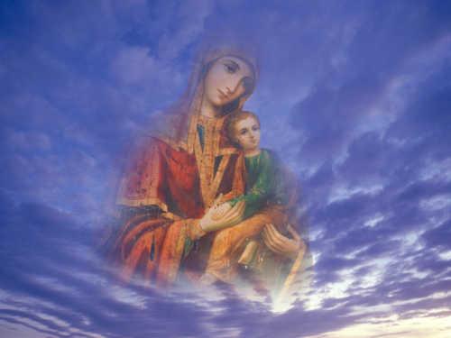 Материнские молитвы о здоровье и благополучии детей