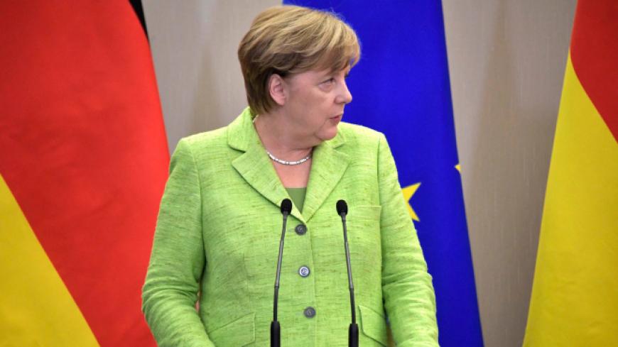 Канцлер Германии Меркель не …