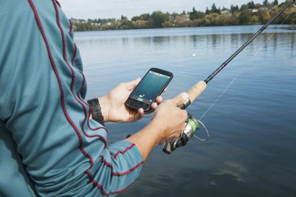 Беспроводной эхолот для рыбалки
