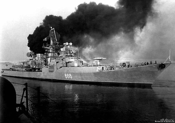 Гроза подлодок «Адмирал Макаров»