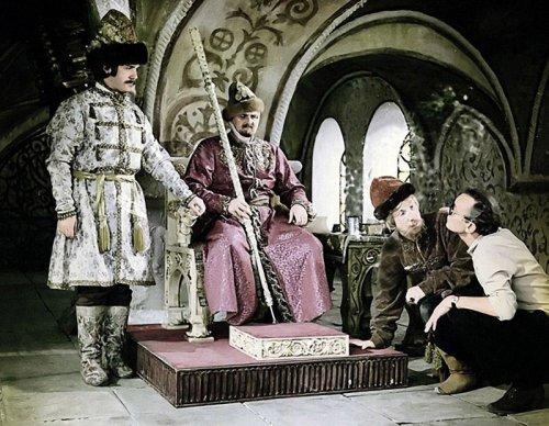 Закулисье легендарных советских фильмов