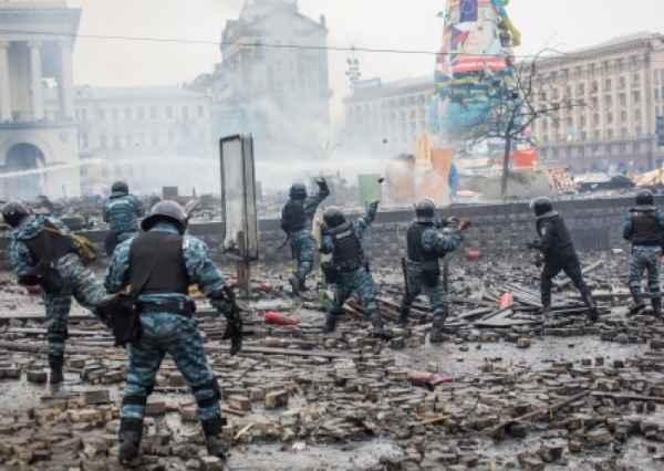 Пятилетие переворота. Как силовики Януковича предали «Беркут», а затем и Украину