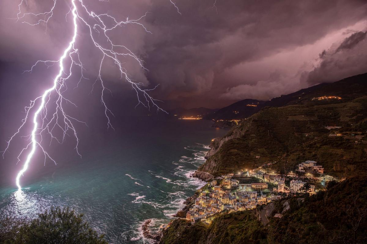 Победители конкурса Weather Photographer of the Year 2019 2