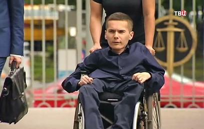 Суд заменил на штраф наказание инвалиду-колясочнику Мамаеву