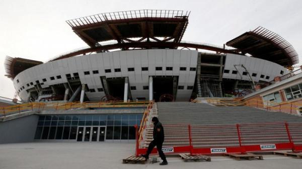 """ФИФА забраковала стадион """"Ростов-Арена"""", названа причина"""