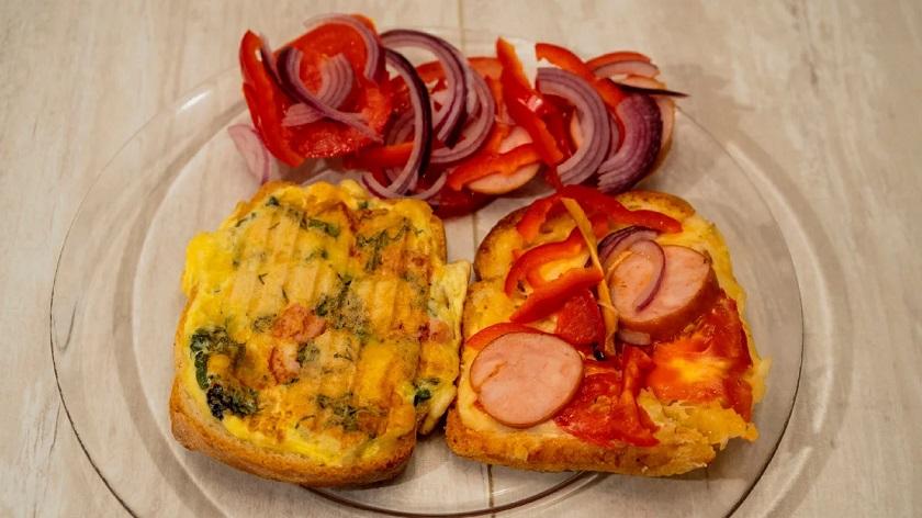 Быстрый завтрак: простой в приготовлении, сытный и вкусный