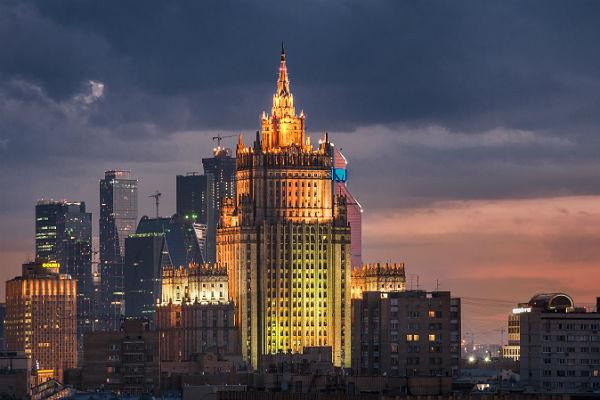 МИД РФ: Киев проводит насильственную украинизацию