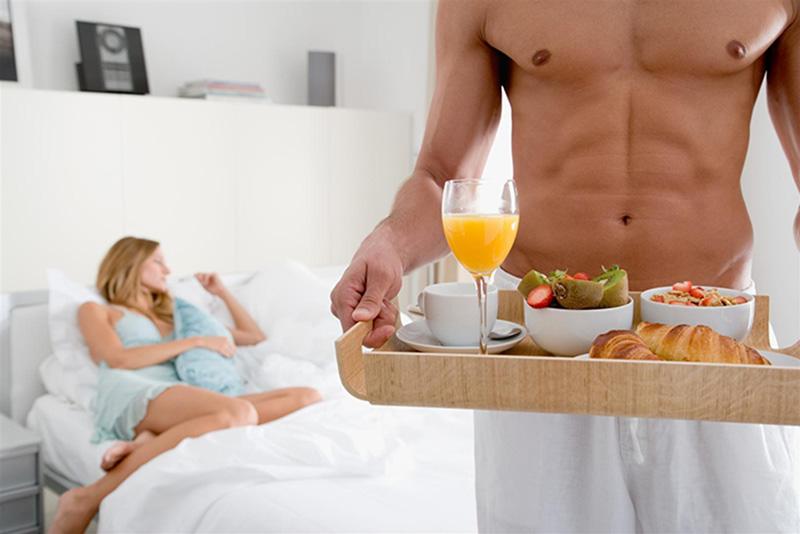 Что съесть, чтобы улучшить секс: 7 продуктов, которые разжигают страсть.