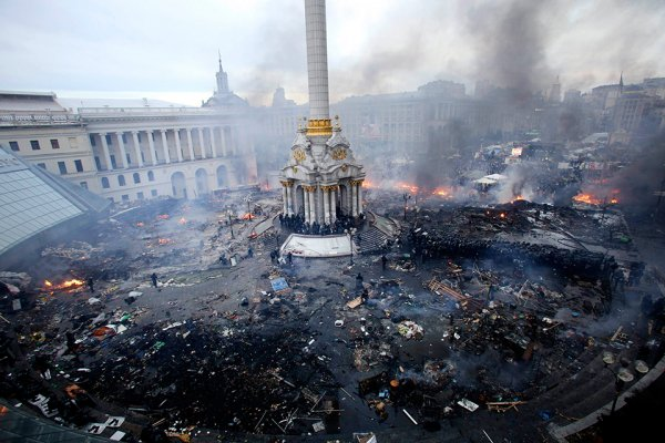 Участница Майдана Ирма Крат просит Путина вернуть Януковича обратно