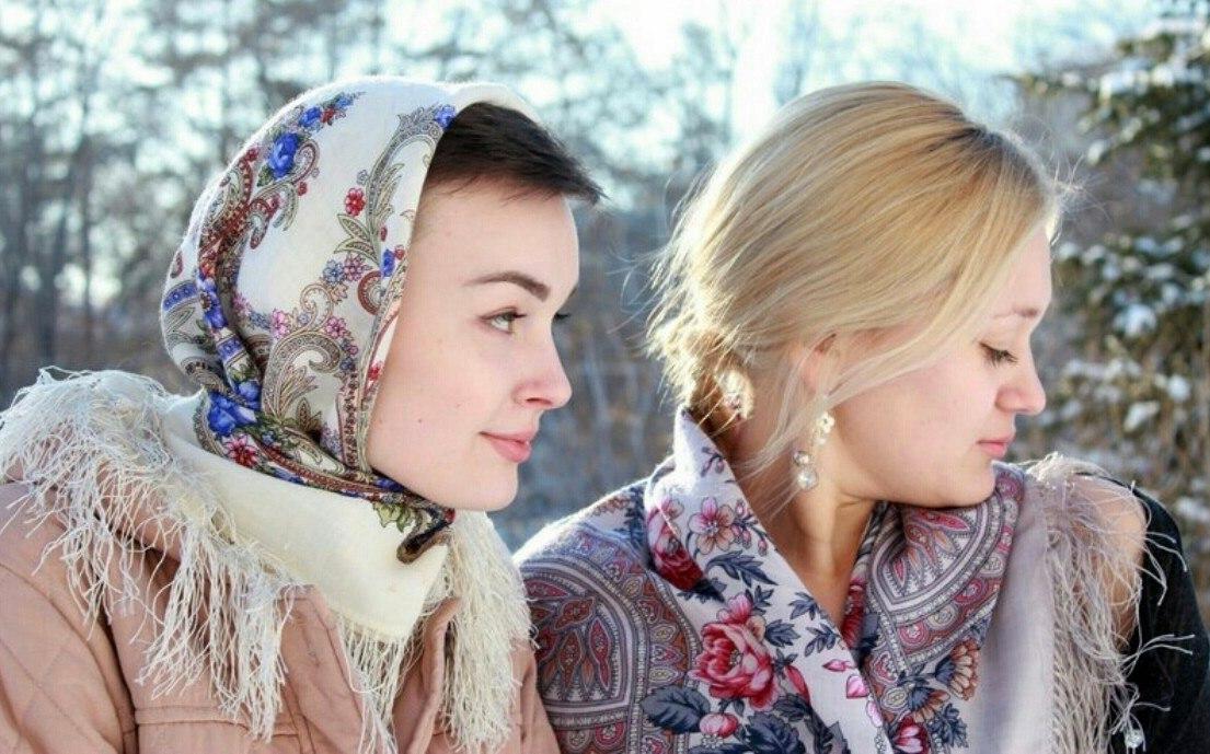 Чаровницы 4. Марина Девятова и Баян Микс Ой Снег Снежок