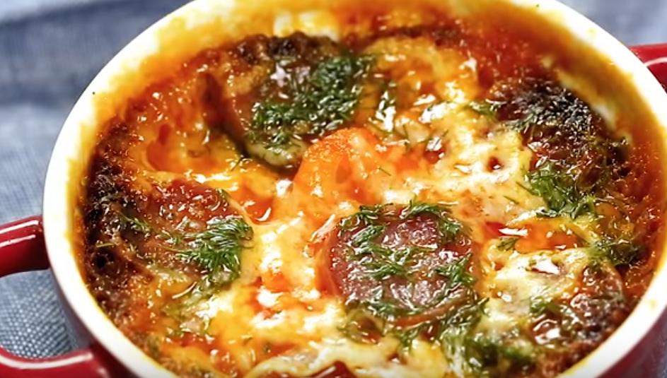 Очень необычная пицца всего за 2 минуты