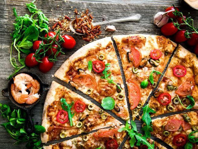 Ленивая пицца: 5 быстрых рецептов