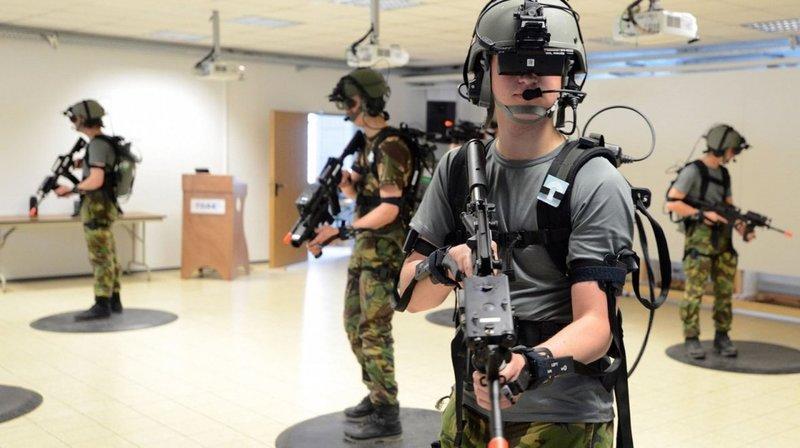 Будущее войны: мирный VR или геймеры-кадровые военные?