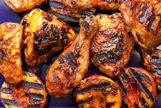 Как правильно готовить курицу-гриль