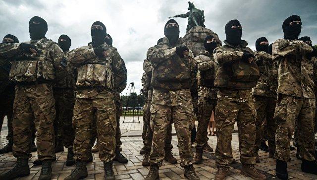 """Лидеры """"Азова"""", обвиняемые в шпионаже в ЛНР, признали свою вину"""