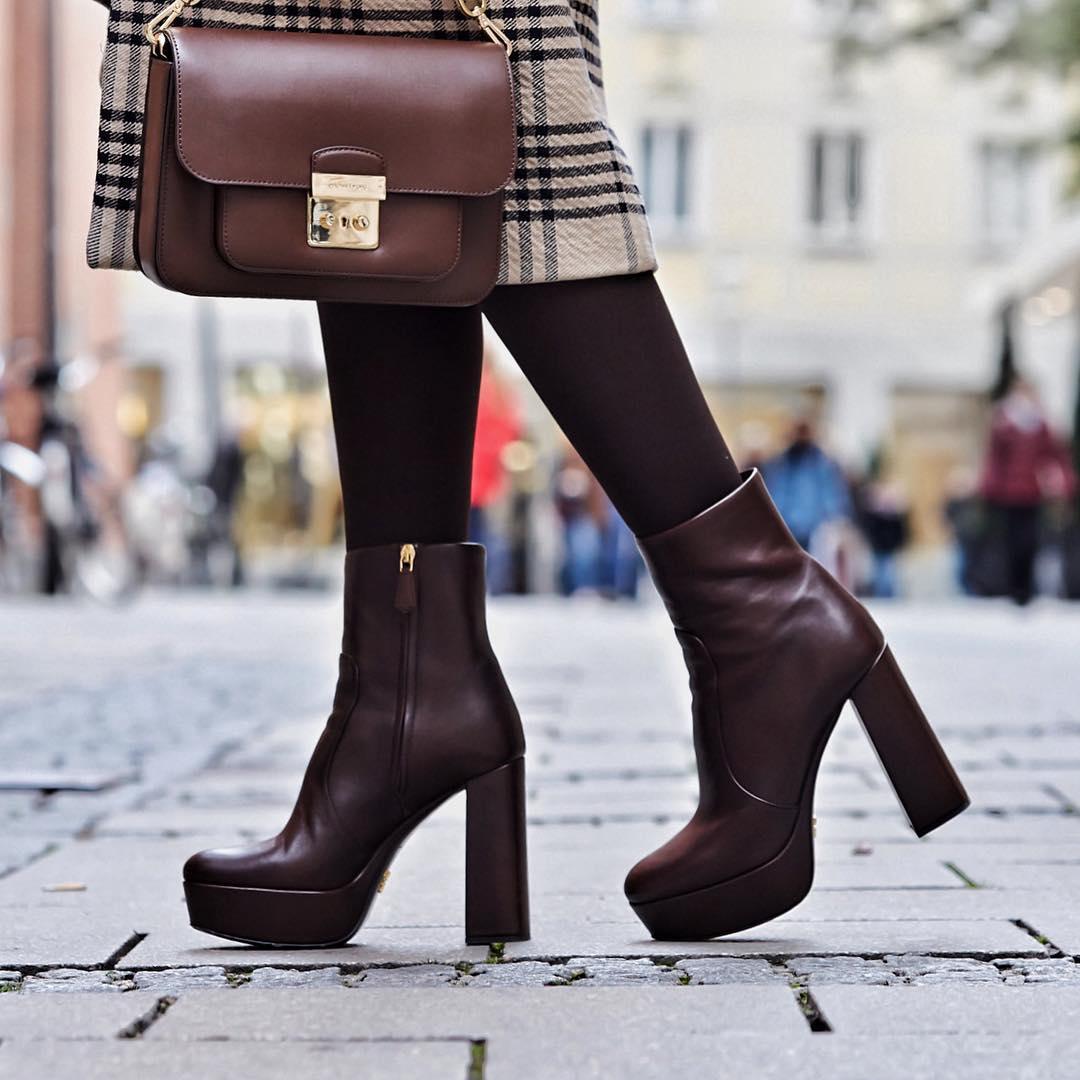 Модные ботинки 2018: 20 стильных вариантов