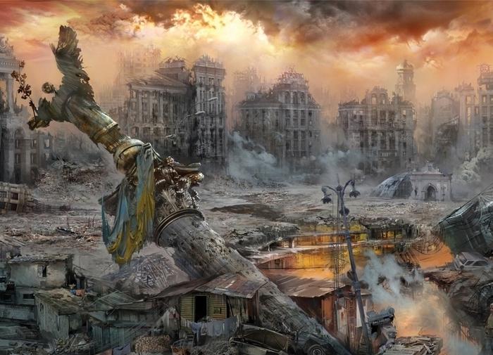 Тактика выжженной земли: украинская «Ranch Hand»