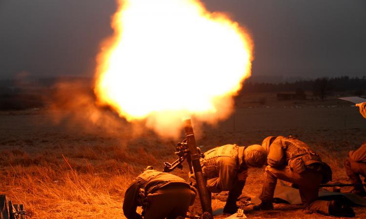 Украинские силовики сорвалис…