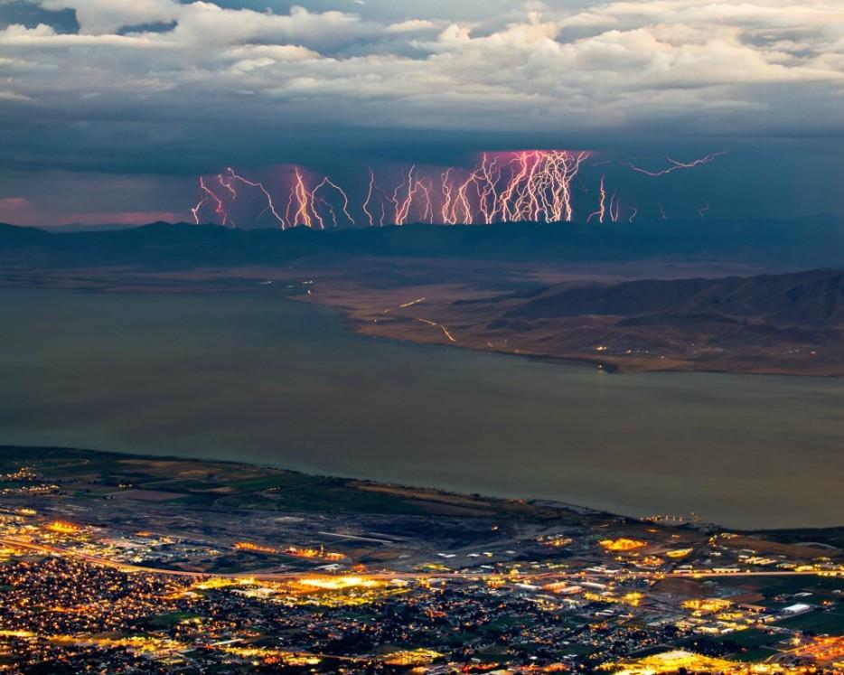 Thunderstorms23 35 belas fotos que demonstram o poder ea beleza dos elementos