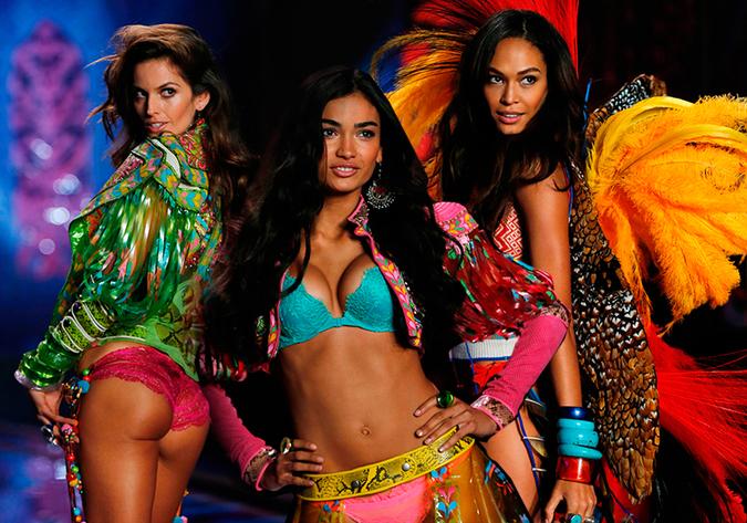 Victoria Secret как эталон красоты