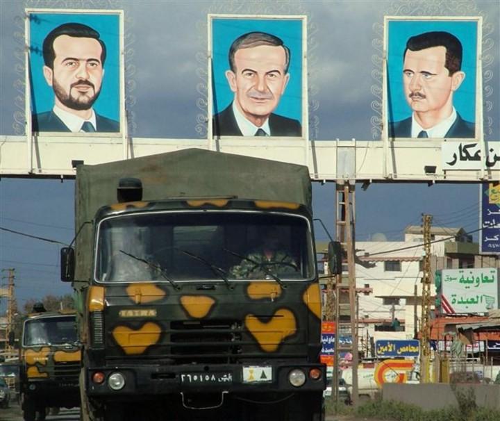 Сильная Россия – большие надежды Сирии